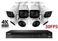 Lorex 4K NVR 8 (4+4) 8MP 30FPS IP Cameras Nocturnal Motorized 4KHDIP1644NVW-2