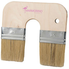 marmorino Tools Pennello Brosse venetian plaster effect brush Double (25214)