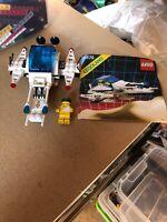 Legoland Vintage Space Fulturon 6875 Hovercraft  W/Instructions. 1988.