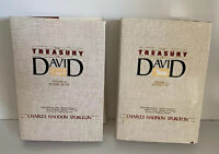 The Treasury Of David by C.H. Spurgeon Volumes 1 And 2 Psalms 1-150 Hardcover