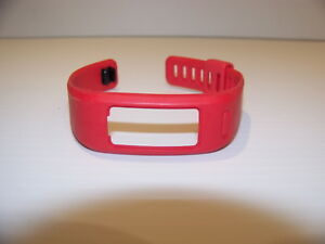 AUTHENTIC GARMIN VIVOFIT LARGE RED BAND W/ KEEPER BRAND NEW