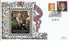GB 2009 Benham Prince Charles Meets Gurkha Regiment Folkestone