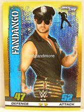 Slam Attax - #148 Fandango - 10th Edition