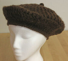 Classic Knitted  Women's Beret Cap Hat Hippie Grunge Punk Fashion
