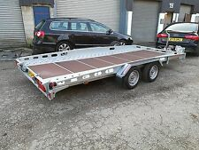 Car Transporter Trailer Recovery Hire - Various Sizes and Trailers