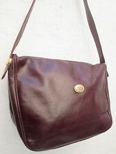 -AUTHENTIQUE  sac à main ORLANDI VALENTINO cuir   TBEG bag A4