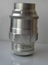 USSR Lens Jupiter-11 4/135mm  m39 -  (Sonnar copy)  Leica - Good cobdition