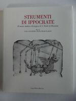 STRUMENTI DI IPPOCRATE-Il Museo medico-chirurgico di S. Vitale di Ravenna
