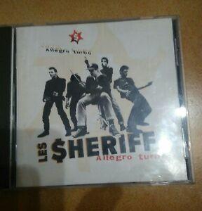 Les sheriff Allegro Turbo