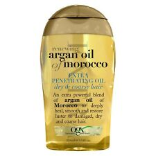 OGX Renewing Moroccan Argan Oil Extra Penetrating Oil Dry & Coarse Hair 3.3oz