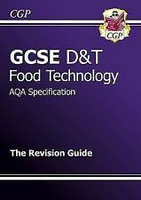 GCSE Design & Technology Food Technology AQA Revision Guide NEW CGP Book