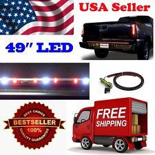 "49"" Long Sealed LED Pickup Truck Tailgate Light Bar Strip 5 Functions New"