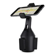 Belkin Universal In Car Cup Mount for iPhone X 8 7 6 6s 8/7/6 Plus Kindle Galaxy