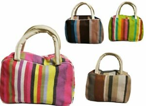 Waterproof  Multi Color Camouflage Wash Bag for Women, Travel Toiletry Case