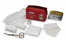 Emergency kit first aid givi s301 motorcycle bike survival bandages dressings