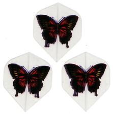 "Poly Dart Flights ""Butterfly"""