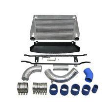 CXRacing Bolt-on FM INTERCOOLER KIT+ Shroud For 07-10 BMW E90 E92 TURBO 335i