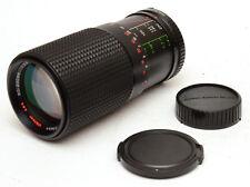 Albinar ADG MC Macro Zoom 80-200mm F3.9 Lens For Minolta MD Mount!