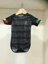 Babies Soccer Outfit Team Mexico 2019 Black (Mamelucos)