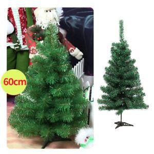 60cm Artificial Christmas Tree Santa Tree Figurine Party Festival Decor Gifts
