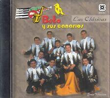 Beto Y Sus Canarios Las Clasicas CD New Nuevo Sealed