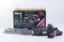 EXC++ NIKON COOLPIX 990 3.34MP CAMERA, BOXED, FILTERS, CAP, CABLES, MANUALS++