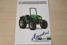 162057) Deutz Fahr Agrokid Prospekt 200?