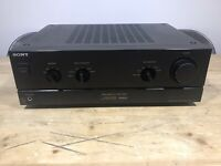 Sony TA-F440E Amplifier HiFi with Phono Stage 4 Speaker Output