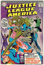 Justice League of America #49 (1966 fn 6.0) guide value: $24.00 (£16.00)