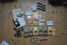 Lot of conversion kits SHERMAN M4 1/35 TANK WORKSHOP TAMIYA VERLINDEN + bits