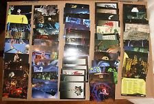 Lot de 146 Trading Cards Nightmare Before Christmas, NECA