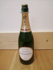 New listing Laurent Perrier Brut Champagne Bottle Empty Ready For Upcycle Project Man Cave