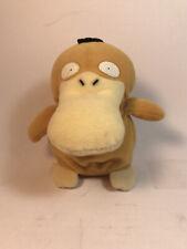 "Hasbro Pokemon Psyduck Plush 5"" Soft Toy 1998 Nintendo Game Freak"