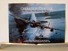 Operation Chastise  Robert Taylor  Multi-Page Advertising Brochure