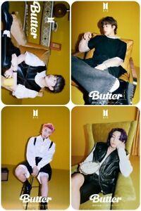 BTS Butter (Unofficial) Photocards Set (Receive 10+)