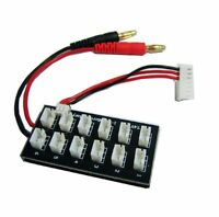 7.4V 2S Lipo Battery 12 Cell Parallel Balance Charging Board RC Helicopter etc