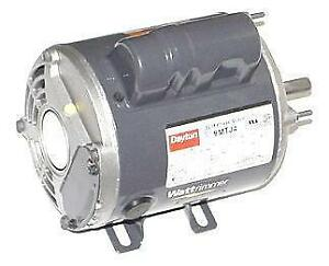 DAYTON 1/4HP 115/60/1 1725RPM CAPACITOR START ELECTRIC MOTOR SINGLE SHAFT