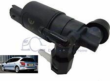 Front Rear Windscreen Washer Pump Peugeot 407 Estate SW 2004>2010