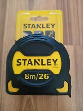 Stanley STHT0-33569 Grip Tape  8m Tape Measure
