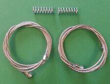 VAUXHALL OMEGA B OPEL Window Regulator Repair Cable Rear Left - Right 1994-2004