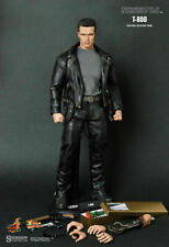 HOT TOYS MMS117 TERMINATOR 2 JUDGMENT DAY T-800 ARNOLD SCHWARZENEGGER 1/6 COLLEC