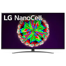 "LG 65NANO81ANA 65"" Nano 8 Series Class 4K Smart UHD NanoCell TV w/ AI ThinQ-2020"