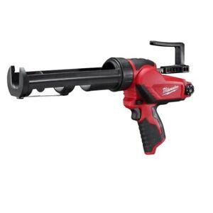 Milwaukee 2441-20 M12 10oz Variable Speed Cordless Caulk And Adhesive Gun