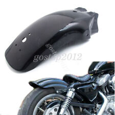 Black Motorcycle Rear Fender Mudguard for Honda Yamaha Kawasaki Bobber Racer