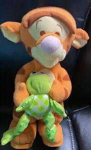 2002 Bouncing Baby Tigger toy
