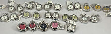 Wholesale Lot of 30 Assorted Pagoda Charms and Stainless Steel Watches