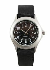 Rothco  Military Style Quartz Watch Black 4427