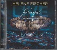 HELENE FISCHER / FARBENSPIEL - LIVE - DIE STADION TOURNEE - 2CD'S  2015 * NEU *