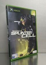 Sealed Tom Clancy's Splinter Cell Original Xbox Compatible SeriesX☆One☆360☆  A++