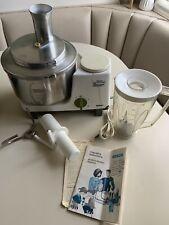 VTG Bosch Universal Mixer & Blender - Metal Mixing Bowl Vintage Works Great!